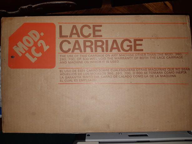 Продам ажурную каретку MOD LC2, для вязальной машинки