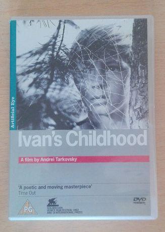 Dziecko Wojny, Ivans Childchood by Andrei Tarkovsky DVD