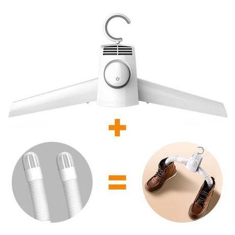 Электрическая вешалка сушилка-стерилизатор для одежды и обуви! Новинка