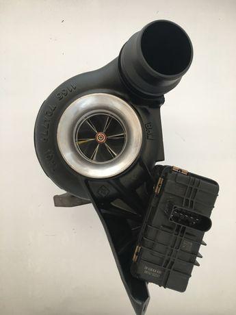 Turbosprężarka Hybryda BMW 320,520,X1,X3 2.0d 184KM E90N,E84,F07-
