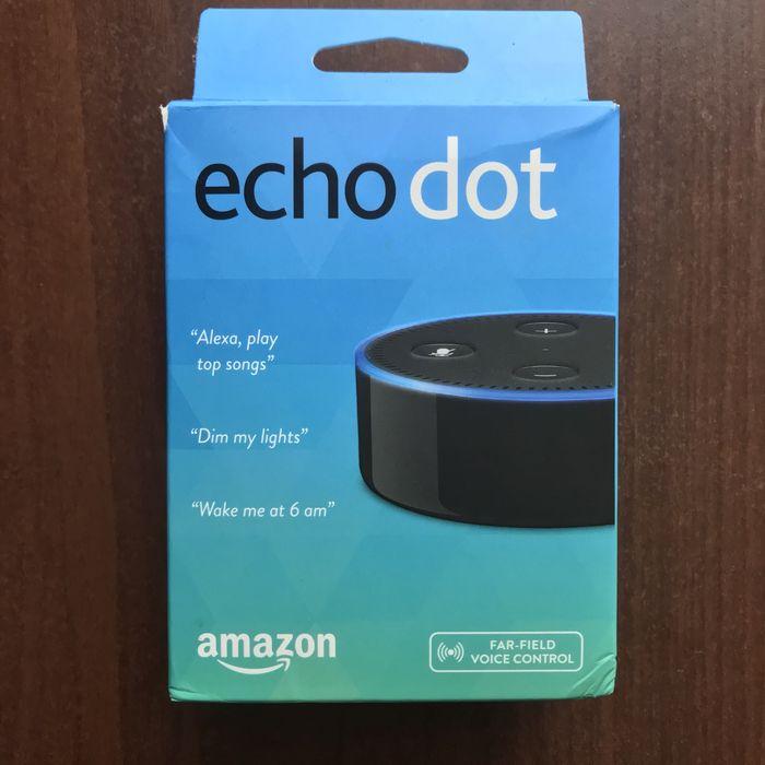 Голосовой помощник, умный дом, ассистент Алекса, Echo Dot Черкассы - изображение 1