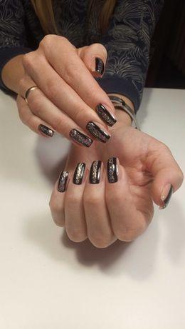 Маникюр, покрытие гель-лак, коррекция нарощенных ногтей. Херсон