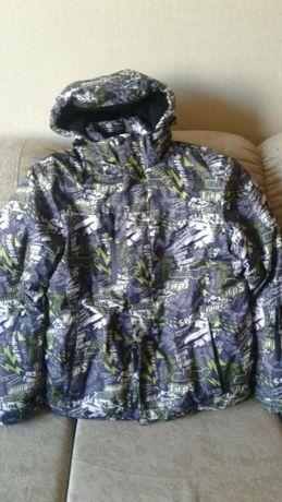Зимняя курточка на подростка 164р.