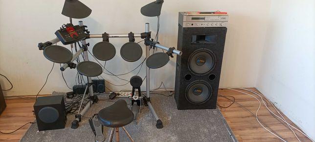 Perkusja elektroniczna Yamaha DTXplorer