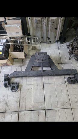 Калитка на запасное колесо от Хаммер Н2
