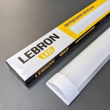 Линейный LED светильник Lebron L-LPO 36W 4000K IP20 16-45-41