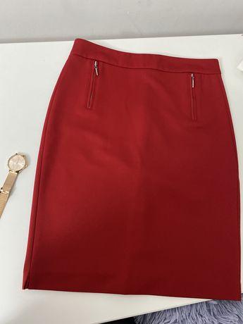 Spódniczka Tuba czerwona rozmiar S Mohito