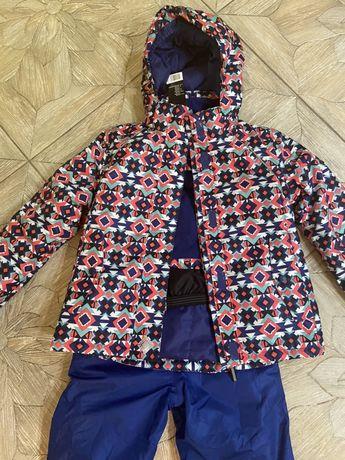 Куртка- лыжка. Размеры 122-128, 134-140, 146-152, 158-164