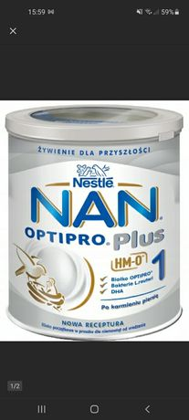 Mleko nan optipro plus 1, 3 szt.