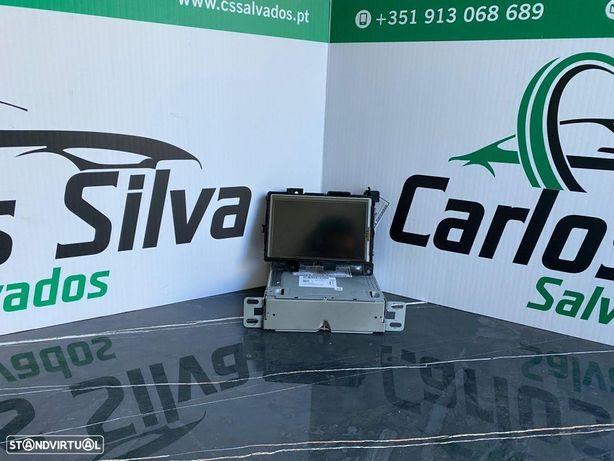 Kit Rádio Com GPS Renault Captur