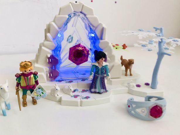 Palac krysztalowy Playmobil