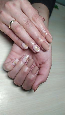 Покриття нігтиків
