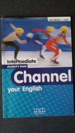 Channel your English Intermediate student's book
