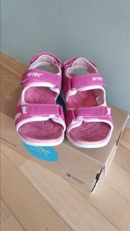 Sandałki dziewczęce rozmiar 34