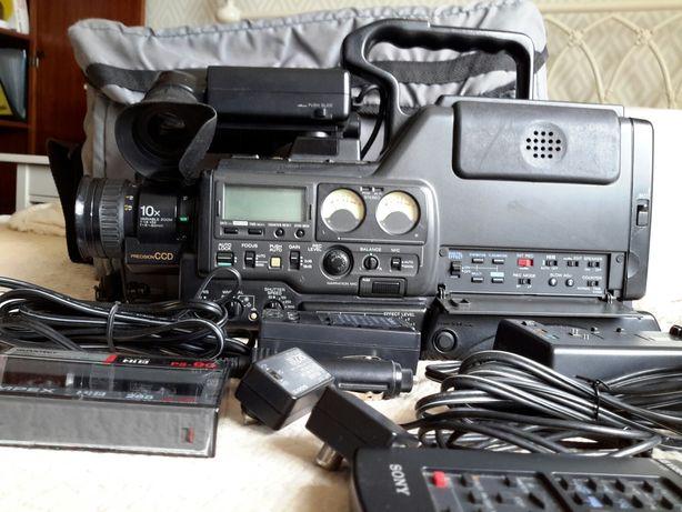 Camera de Filmar Sony V-6000 E