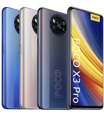 POCO X3 PRO 8/256GB  (NOVO/SELADO)