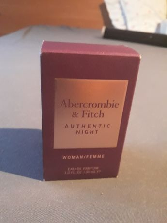 Perfumy Abercrombrie &Fitch
