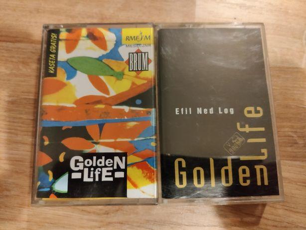 Golden Life - Efil Ned Log, Cuda / Każdy nowy dzień - kasety