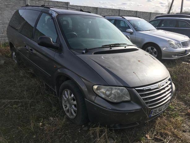 Chrysler grand voyager 2.8 crdi anglik