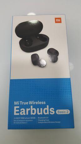 Phones Bluetooth Xiaomi MI True Earbuds 2 Black