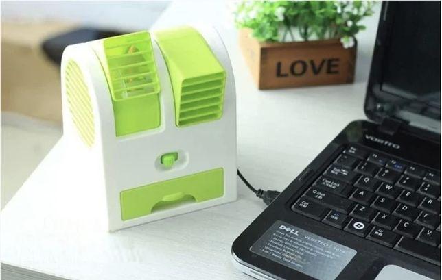Настольный мини кондиционер USB Conditioning Air Cooler Electric Mini