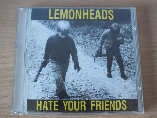 cd Lemonheads Hate Your Friends