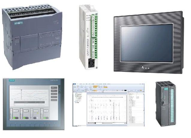 Automatyka/Programowanie PLC/Projektowanie/prefabrykacja/Serwis maszyn
