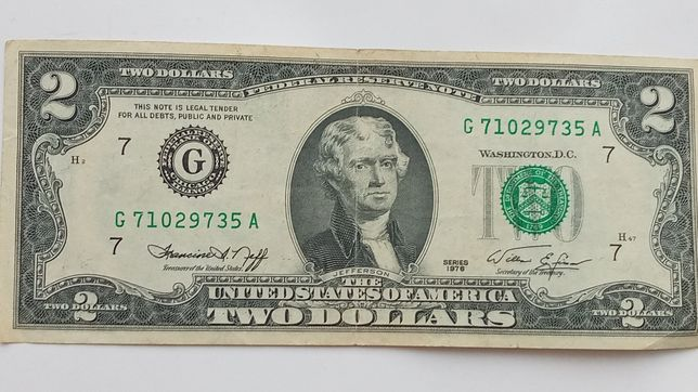 2долари1976року!