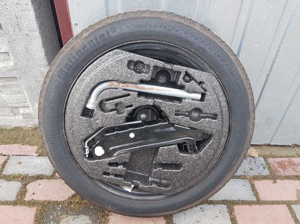 Koło Dojazdowe Dojazdowka 16.125/70 5x112 Audi Seat Skoda Vw