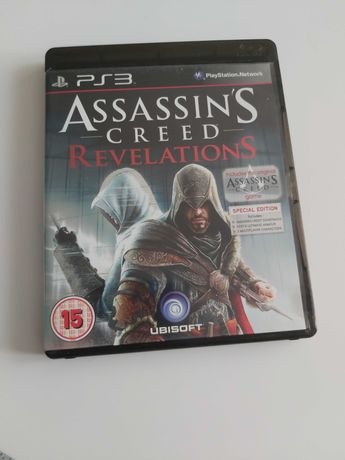 Assassin's Creed Revelations + Assassin's Creed I PS3 PlayStation 3