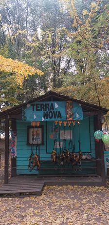 Готовый бизнес - Веревочный парк Терра Нова Днепр