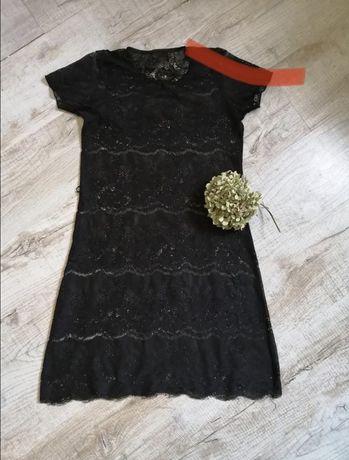 H&m гипюровое кружевное платье