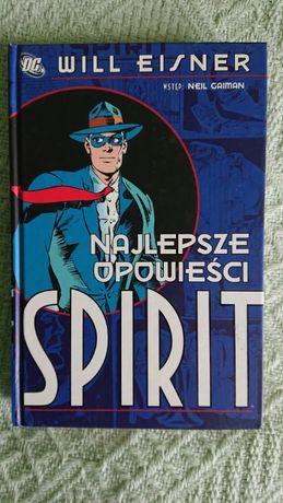 Spirit Najlepsze opowiesci Eisner