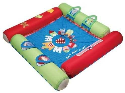 Ginásio/tapete de atividades bebé - Imaginarium