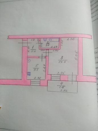 Продам квартиру в Липковатове