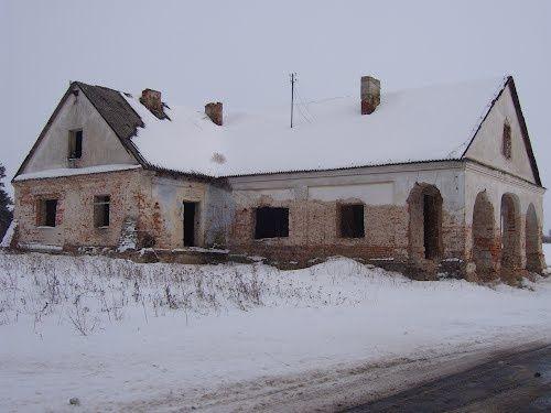 Zabytkowy Dworek XVIII wiek Wólka Leszczańska
