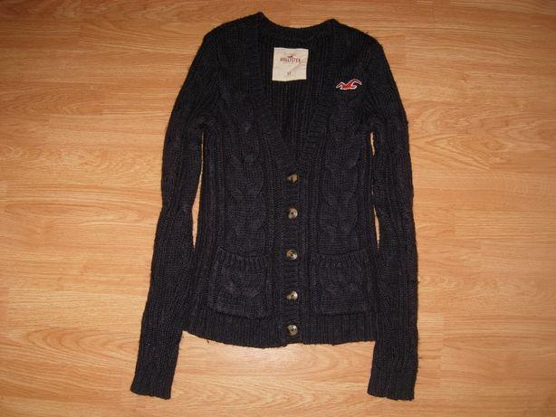 Теплый свитер Hollister, XS, 40-42, 30 % шерсть