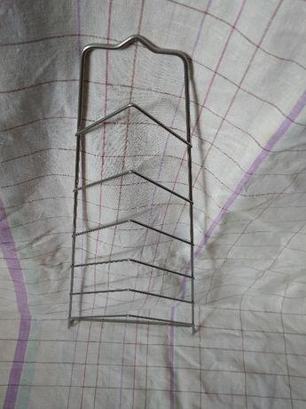сушка держатель для плоских крышек или досточек навесная