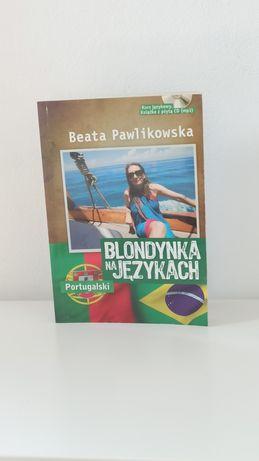 Blondynka na językach portugalski beata pawlikowska