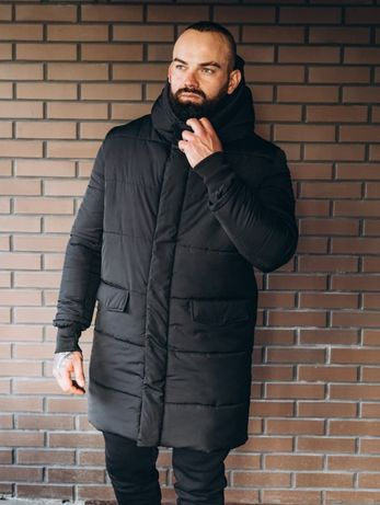 Куртка зимняя мужская Asos / Парка / Пуховик / Чоловіча зимова куртка