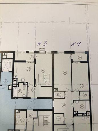 Продаж 1-кімнатної квартири