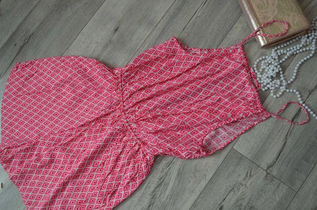 JANINA Plażowy kombinezon na ramiączkach 40/42