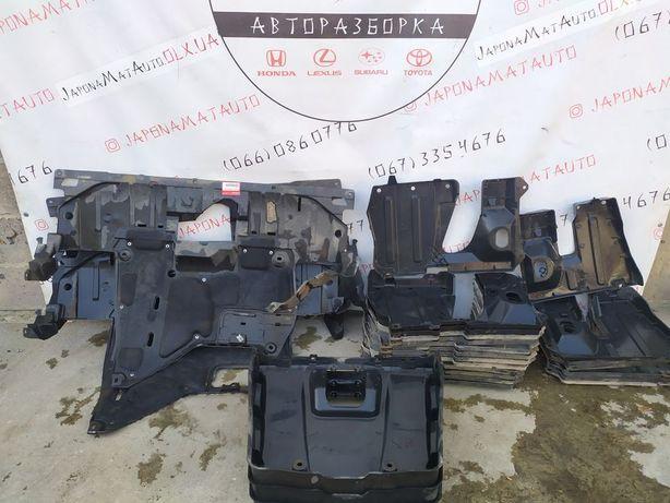 Защита захист Двигателя Мотора Двигуна Днища Honda Хонда Accord 6 7 8