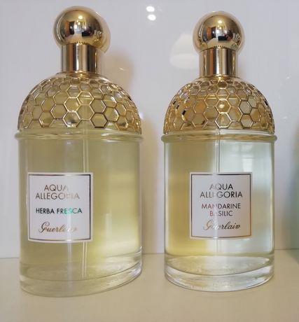 Perfume GUERLAIN AQUA ALLEGORIA 125ML NOVO.