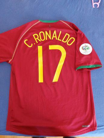 Camisolas Selecção Ronaldo