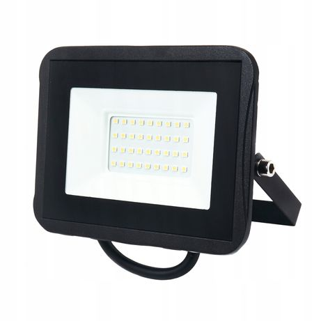 Naświetlacz halogen LED 30W HomeEdition 6000K