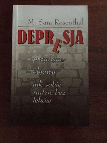 "Ksiazka poradnik ""Depresja"""