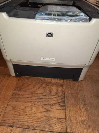 Принтер HP2015dn катридж большого обьема