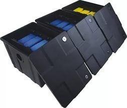 Фильтр для аквариумов и прудов SunSun CBF-350C до 90000л