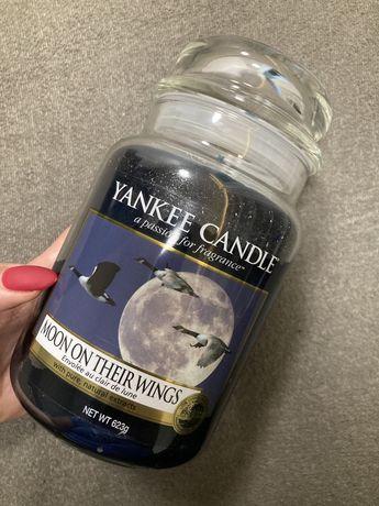 Yankee Candle duża nowa świeca zapachowa Moon on their Wings